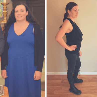 PCOS Weight Loss Success Story